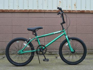 BMX(GREEN) *Black Tire