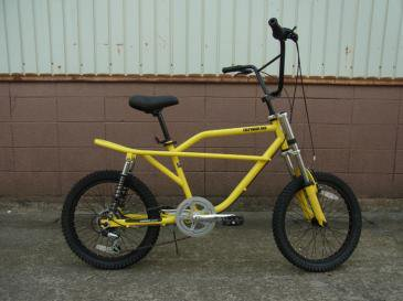 FREAKY BIKE (YELLOW)