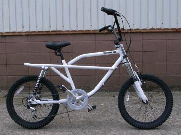 FREAKY BIKE (WHITE)