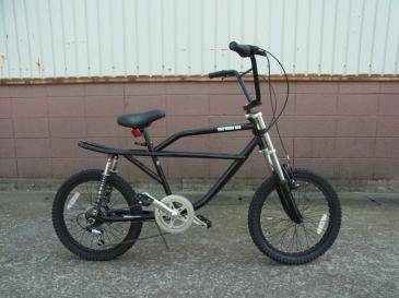 FREAKY BIKE (BLACK)