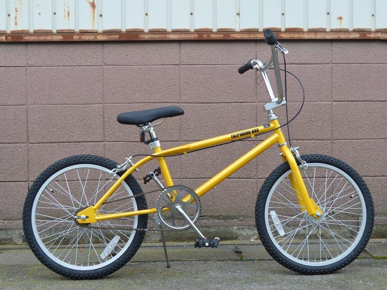 BMX(YELLOW)