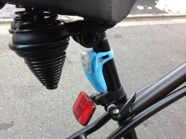 knog HIGH POWER LED LIGHT  リア用