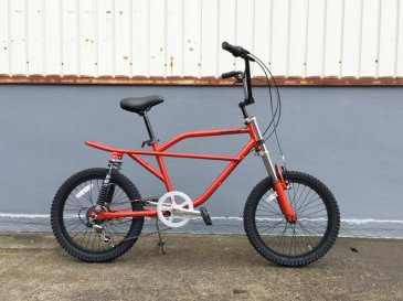 FREAKY BIKE(META RED)