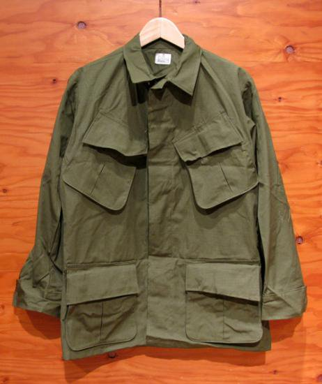 1970's Deadstock US.ARMY Jungle Fatigue Jacket
