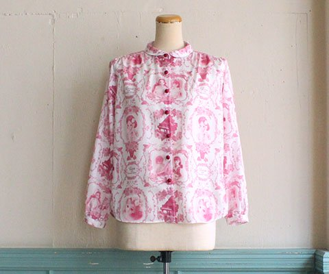 Licca GATHER BLOUSE