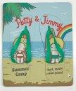 パティ&ジミー ビーチサンダル