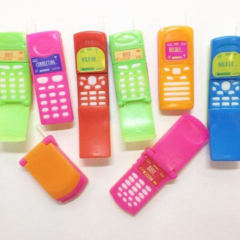 ミニチュア携帯