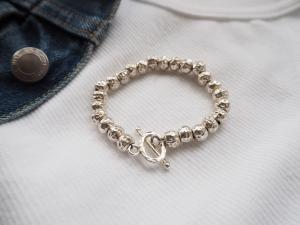 Karen Silver Bracelet(M)