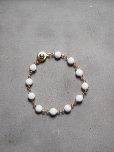 écume bracelet/gold