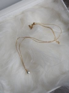 Amakusa Pearl Necklace/14kgf