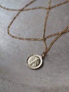 Medal Necklace/50cm