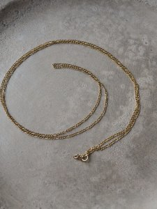 Figaro Long Chain Necklace/75cm