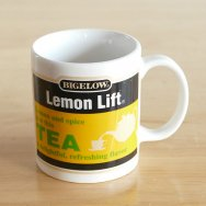 【★4】Bigelow Tea Lemon Lift マグ