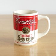 【★4】キャンベル トマトスープ マグ