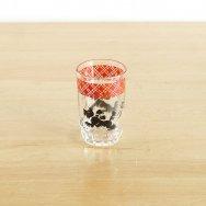 【★4】ヴィンテージ スコッチテリアグラス
