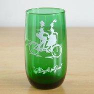 【★4】アンカーホッキング フォレストグリーン タンブラー Bicycle