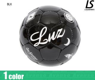 「LUZeSOMBRA」ルースイソンブラ 2016SS LTT ONE FLAG FUTSAL BALL(4号球) BLK  / t1611806