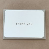 le typographe thank you