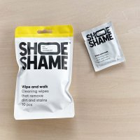 SHOE SHAME Wipe and walk