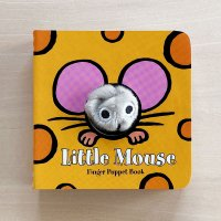 Little Mouse:Finger Puppet Book