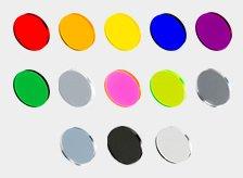 RGBlue カラーフィルター