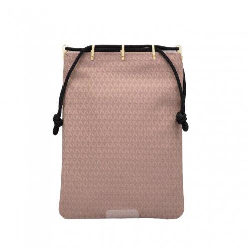 博多織の信玄袋 (マチなし)
