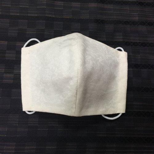 博多織マスク(小唐草柄)