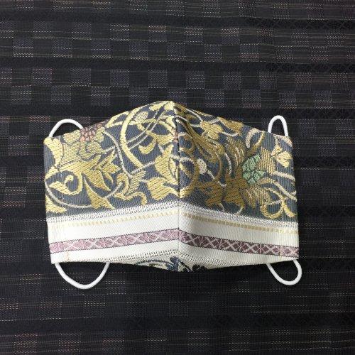 博多織マスク(隆毘 横 1)