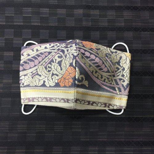 博多織マスク(隆毘 横 2)