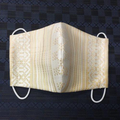 博多織マスク(W独鈷)