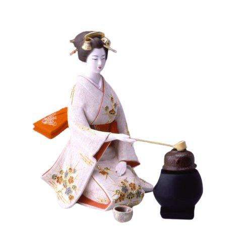 博多人形 点茶