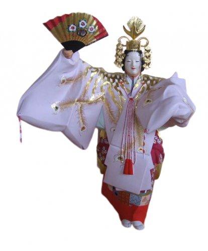 博多人形 羽衣(大)