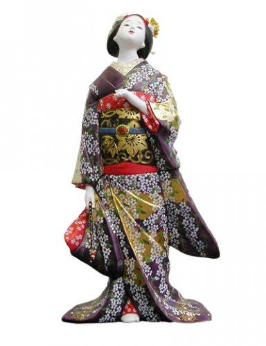 博多人形 春の宵