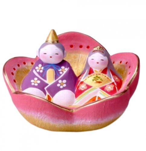 博多人形 花雛