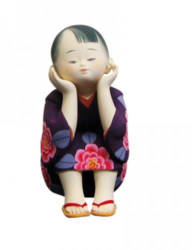 博多人形 ほほづえ