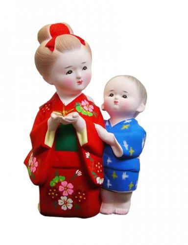 博多人形 折鶴