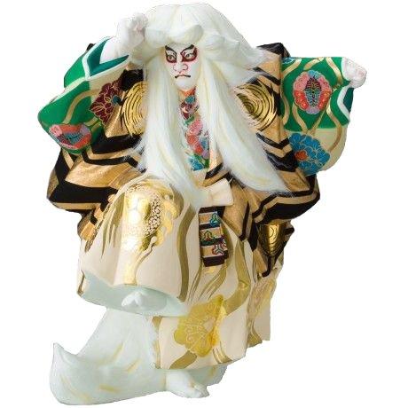 博多人形 鏡獅子(1号)