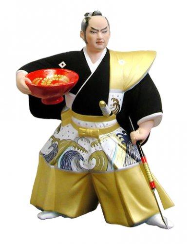 博多人形 黒田武士(金波)