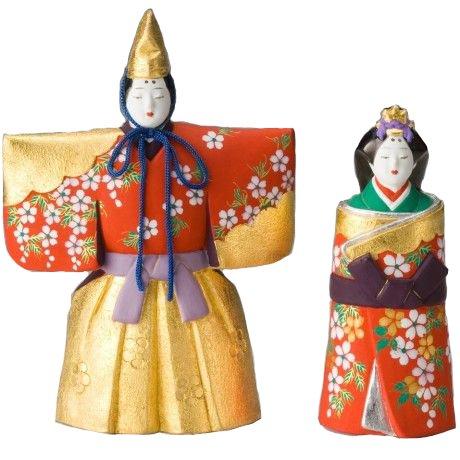 博多人形 雛(立)