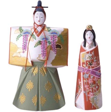 博多人形 筑紫雛