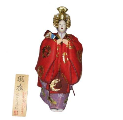 博多人形 羽衣(小)