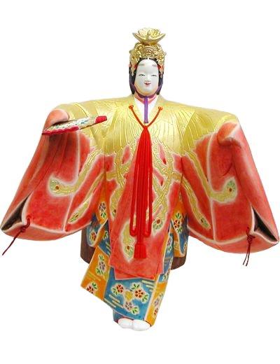 博多人形 羽衣