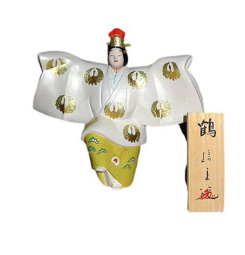 博多人形 鶴