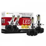 ヘッドライト LED H4/MASAMUNE Prestige LED H4hi/lo /車検対応/さらに安心2年保証