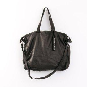 CHRISTIAN PEAU クリスチャンポー  カウスキン2WAYラージバッグ(Black) 新商品