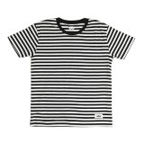 :SYNTHESIZE / 'A.W' BORDER S/S T-SHIRT