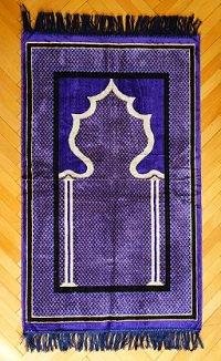 サラート・ラグ イスラームのお祈り絨毯