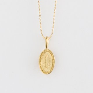 Lucky charm necklace K18