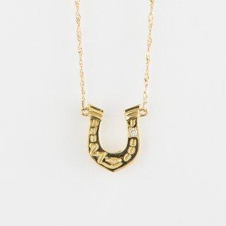 pegasus necklace 18K