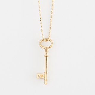The key necklace 18K